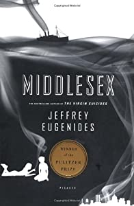 Cover of &quot;Middlesex: A Novel&quot;