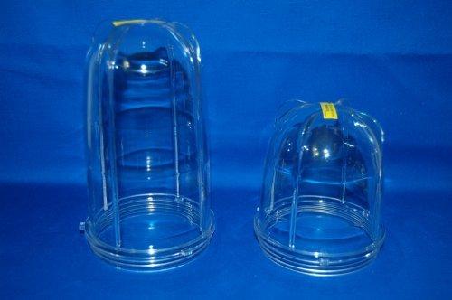 Magic Bullet Tall and Short Cup Original Replacement Parts (Magic Bullet Short Cup compare prices)