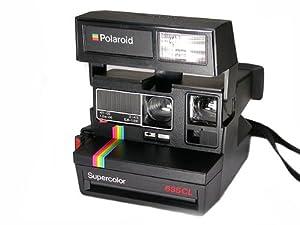 Polaroid 635 Supercolor Instant Camera