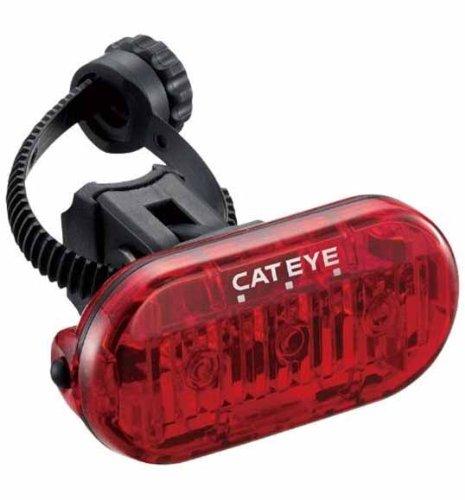 Cygolite Hotshot 100 Lumen 6-Mode USB Rechargeable Red LED Bike Rear Tail Light