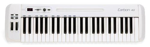 Samson-Carbon-49-Controlador-MIDI-USB-49-teclas