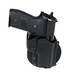 Amazon.com : Fobus Holster Sig Sauer 229 9mm Elite Paddle Pouch Style
