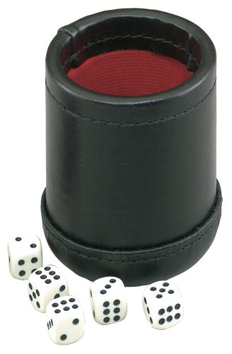Fat Cat Dice Cup and Dice