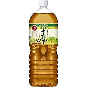 アサヒ 食事と一緒に十六茶W 特定保健用食品(2Lx12本)=2ケース