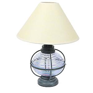 DEI Onion Lamp, Zinc