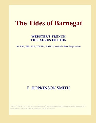 The Tides of Barnegat (Webster's French Thesaurus Edition)