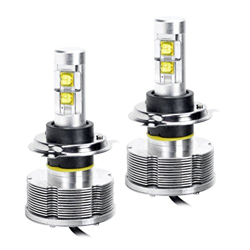 2X 2014 High Power 30W 3000Lm Cree Xm-L2 Led Hi/Lo Headlight Bulb H4 9003 Hb2 Kit For Auto Car Suv Pickup Truck