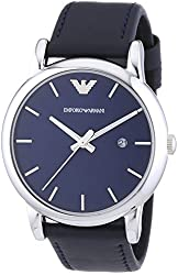 Emporio Armani AR1731 Blue Dial Watch