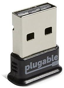 USB Bluetooth 4.0 Low Energy-Mikrosteckadapter (Windows 8- und Linux-kompatibel; Classic Bluetooth-kompatibel)