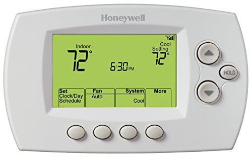 Honeywell RTH6580WF Wi-Fi 7-Day Programmable Thermostat (Wifi Honeywell Thermostat compare prices)