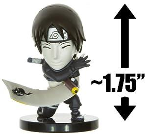 """Naruto Heros Chara-Pedia 2"""" Trading Figure - Sai"""