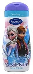 Disney Frozen Bubble Bath 24oz
