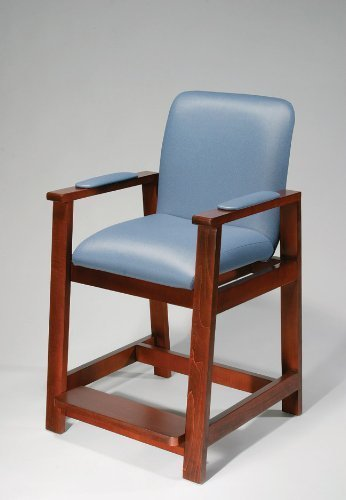 Axis Medical Patient Room Wood Cherry Wood Hip High Chair front-1012219