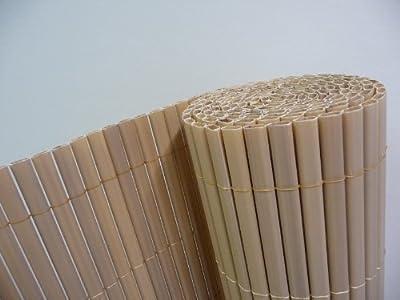 """point-garden PVC Sichtschutz Windschutz Lärmschutz, """"bambus"""", 1,8x3m von point-garden - Gartenmöbel von Du und Dein Garten"""