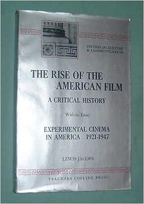 History of cinema essay