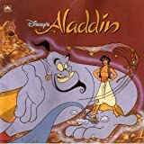 img - for Disney's Aladdin (Golden Look-Look Book) book / textbook / text book