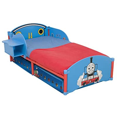 Thomas The Tank Engine Story Time Bed
