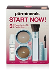 Pür Minerals® 5-Piece Start Now Kit