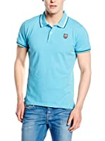 Pepe Jeans London Polo James (Azul Claro)