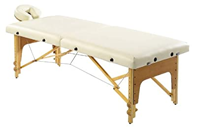 Body Balance System 2-Transducer Portable Massage Table