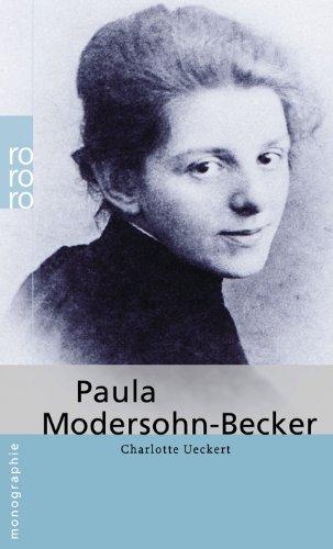 Rowohlt Bildmonographien: Modersohn-Becker (German Edition)