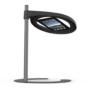 LAB.C LABC-202-BK-W iBed Tablet-PC Ständer für Apple iPad Air/Air 2, iPad mini, Apple iPad mini 2 (Retina) und iPad mini 3, Kindle Series usw. schwarz