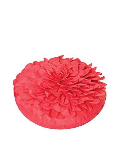 Flower Petals Pillow, Rose