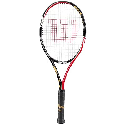 wilson BLX six one team unstrung tennis racket L4