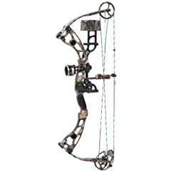Buy Martin Pantera Magnum Left Hand Bow Package, 60-Pound, Vista Camouflage by Martin Archery