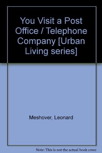 You Visit a Post Office / Telephone Company [Urban Living series], Meshover, Leonard