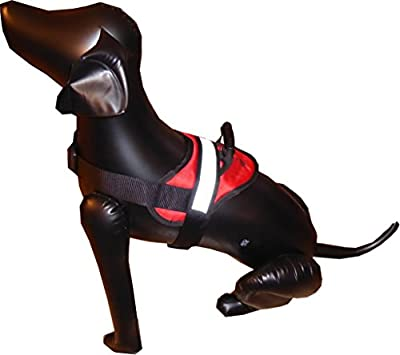 HDP Big Dog Soft No Pull Harness