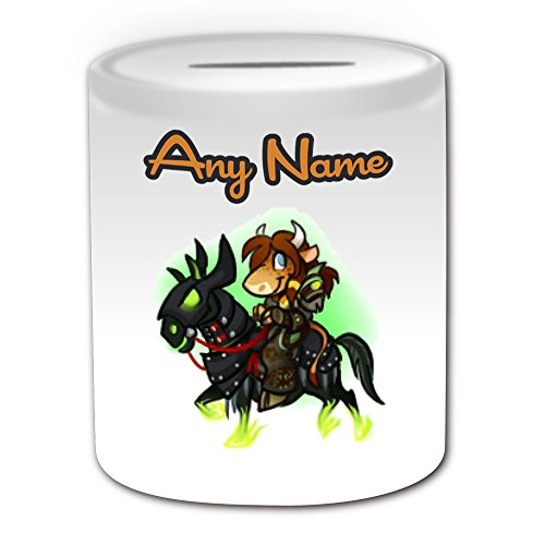 personalised-gift-tauren-on-death-knight-horse-money-box-mmorpg-design-theme-white-any-name-message-
