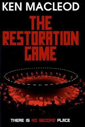 book cover of The Restoration Game