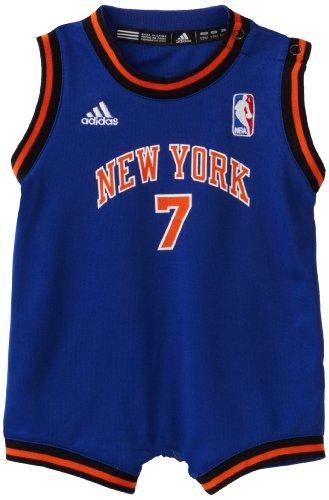 NBA Infant New York Knicks Carmelo Anthony Onesie Road Jersey R22Usjjm Royal 12 Months