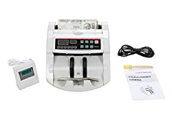 XElectron Money Counting Machine With Fake Currency Detector and External Display - 1 Year Warranty