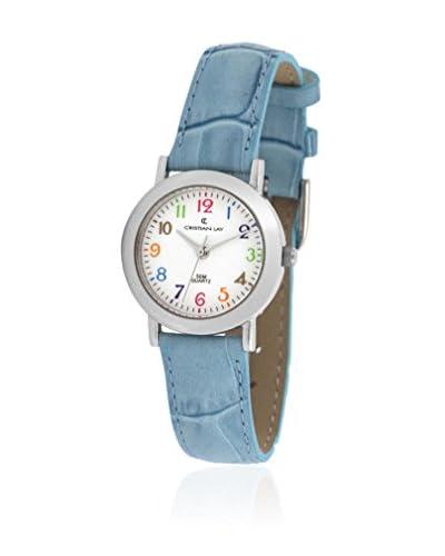 Cristian Lay Reloj de cuarzo 19427 Azul 26 mm