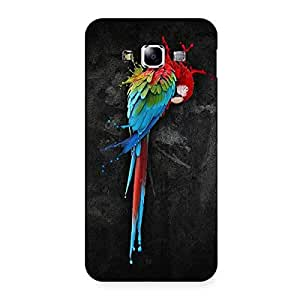 Perfect print back cover for Samsung Galaxy E5