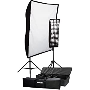 Westcott 6894 Spiderlite TD6 Perfect Portrait 2-Light Kit DELUXE