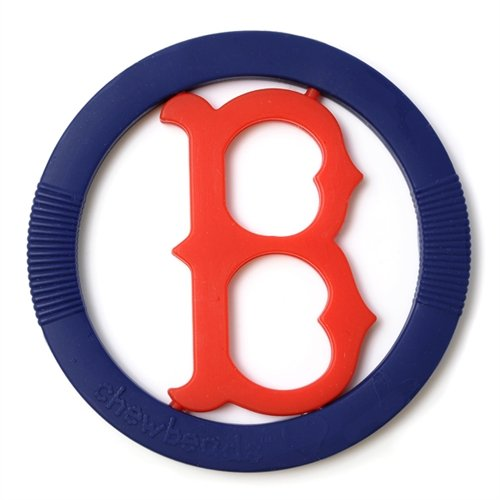 Chewbeads MLB Gameday Teether - Boston Red Sox