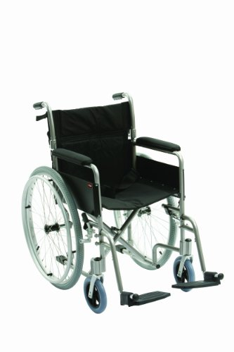 Lightweight Self - Propelled Aluminium Wheelchair - 18