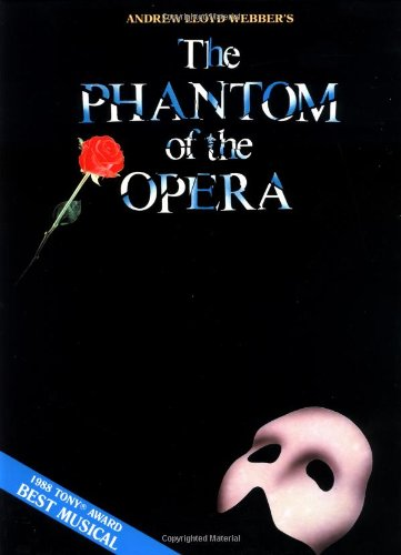 Phantom of the Opera - Souvenir Edition: Piano/Vocal Selections (Melody in the Piano Part) (Andrew Lloyd Webber Sheet Music compare prices)