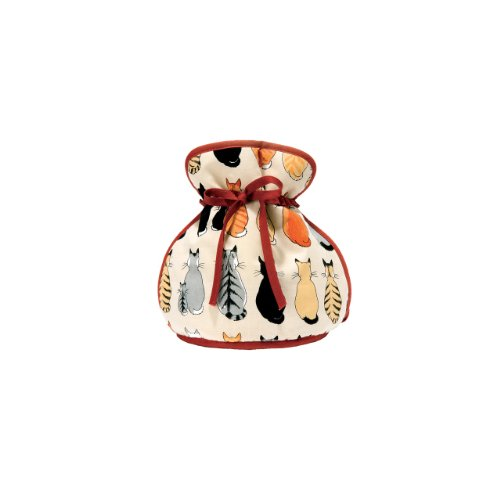 Ulster Weavers 7CAW07 Cats in Waiting Muff Tea Cosy