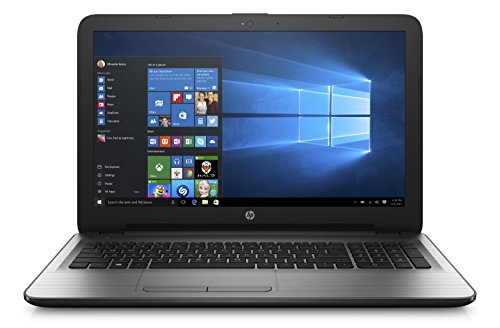 "HP 15-ay036nl Notebook, Intel Core i5-6200U, RAM 8 GB, Hard Disk 1 TB, Scheda Grafica AMD Radeon R5 con 2 GB dedicati, Display 15.6"", Argento"