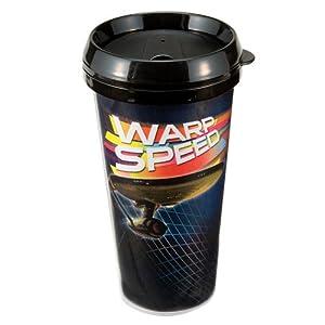 "Star Trek (The Orginal Series) ""Warp Speed"" Travel Mug"