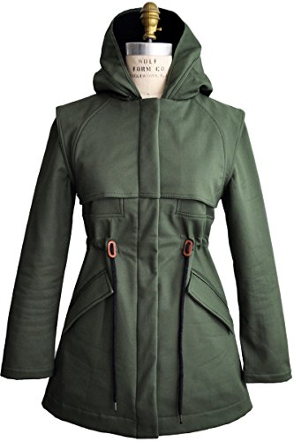 Mia Melon Provocateur 2 Weatherproof, Olive, Small