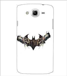 SAMSUNG GALAXY MEAGA 5.8 BAT Designer Back Cover Case By PRINTSWAG