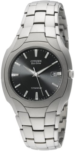 Citizen Men's Eco-Drive Titanium Watch #BM6560-54H