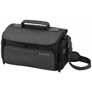 Sony LCSU30B Tasche für Camcorder und SLR Kamera