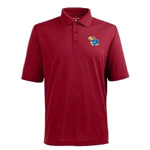 Kansas Pique Xtra Lite Polo Shirt (Alternate Color) by Antigua