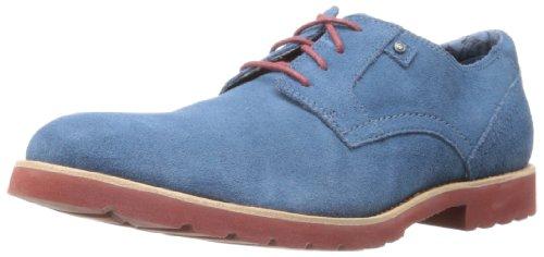ROCKPORT 乐步 Ledge Hill Plaintoe Oxford 男士休闲皮鞋 $50.9(约¥380)